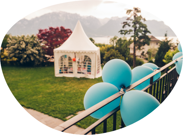 Party Tents services img